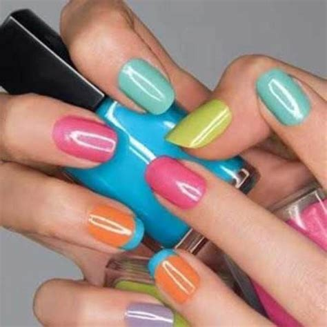 Nail Colors To Try by The Best Summer Nail Colors 2013 Trends To Try Now