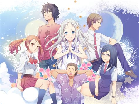 anime anohana anohana free anime wallpaper site