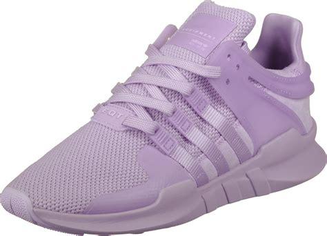 adidas eqt support adv  shoes purple