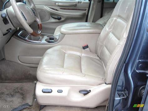 2000 Lincoln Navigator Interior by 2000 Lincoln Navigator Standard Navigator Model Interior