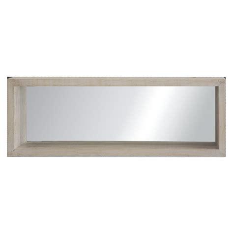 mensola a parete specchio mensola a muro mensola a parete con fondo a