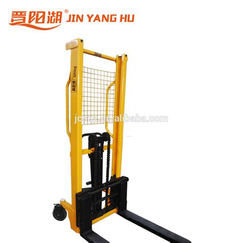 Stacker Manual Kap 1 5ton Lifting 2 5mtr New wholesale ton to kg ton to kg wholesale wholesales trolly product