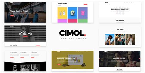 themeforest refund request download free cimol v1 2 responsive one page theme