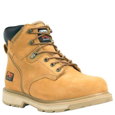 Timberland Pro Leather s timberland pro 174 pit 6 quot steel toe work boots
