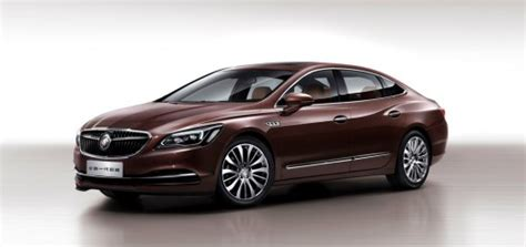 does gm make buick we of a new buick lacrosse gs gm authority