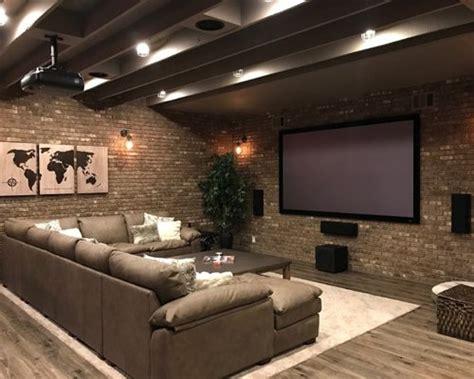 rustic basement design ideas pictures remodel decor