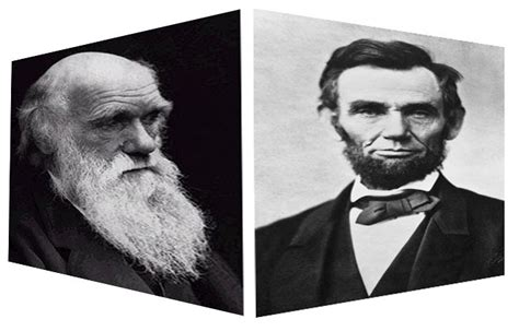 year lincoln was born tom paine s ghost darwin and lincoln born same day same