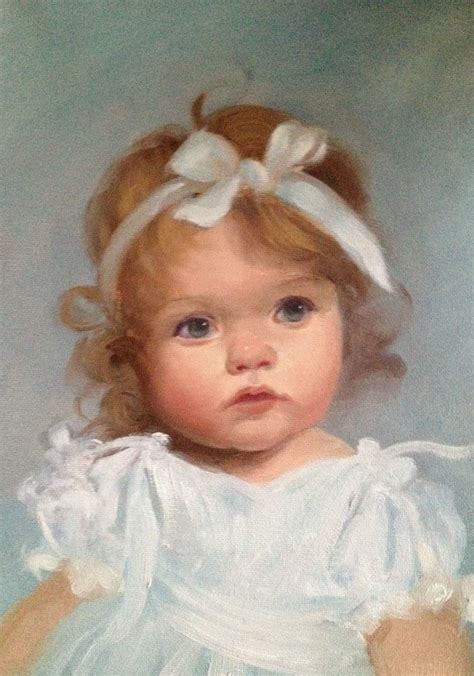free painting for babies 745 best images about portraits on pastel