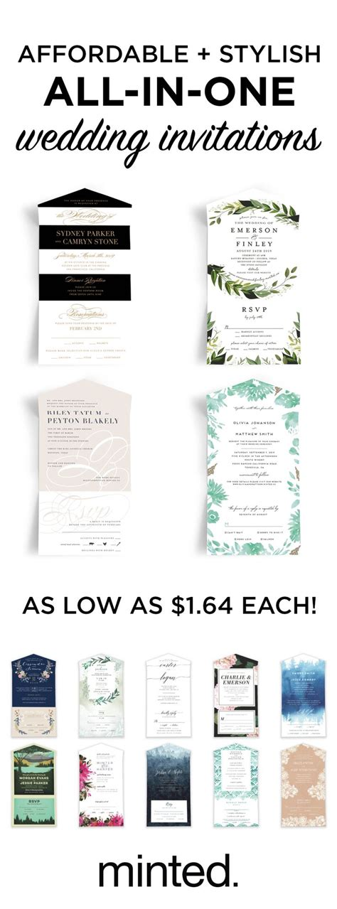 most affordable wedding invitations 2561 best budget savvy images on budget