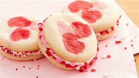 hearts sandwich cookies recipe from pillsbury