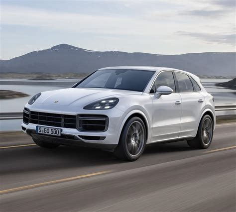 2019 Porsche Truck by 2019 Porsche Cayenne Turbo Automotive Stltoday