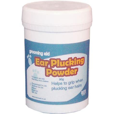 ear powder for dogs hatchwells ear plucking powder 90g ha00512 from 163 4 81