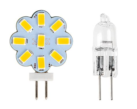 G4 Led Light Bulb G4 Led Boat And Rv Light Bulb 25 Watt Equivalent Bi Pin Led Disc 230 Lumens Marine Led