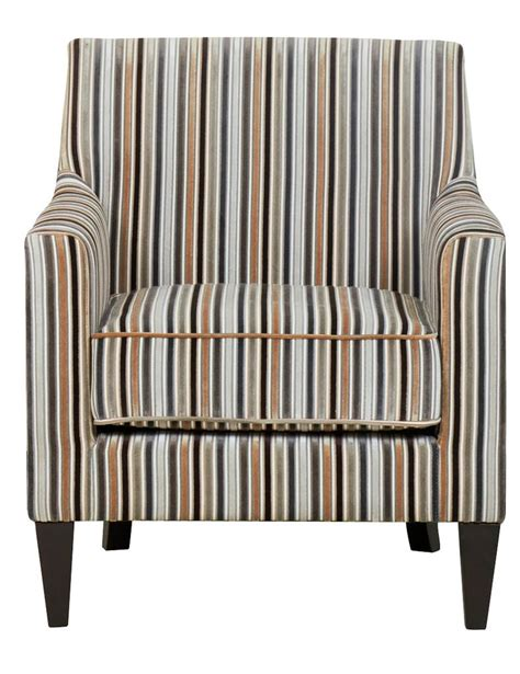 armchair striped henley multi striped candy style chair fabric armchair