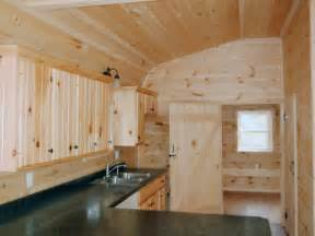 Pics Inside 14x30 House Getaway Cabins Pine Creek Structures