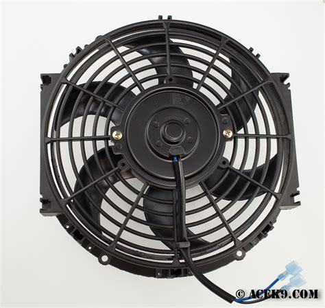 max air pro fan acek9 com fan only 10 quot dia max air flow 650cfm