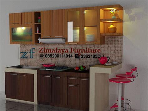 Berapa Lemari Dapur Minimalis lemari dapur minimalis zimalaya furniture