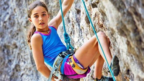 young ukraine girls 16 years old 11 year old girl shatters climbing records youtube