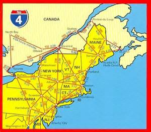 driving map northeast us search results for northeastern united states map with