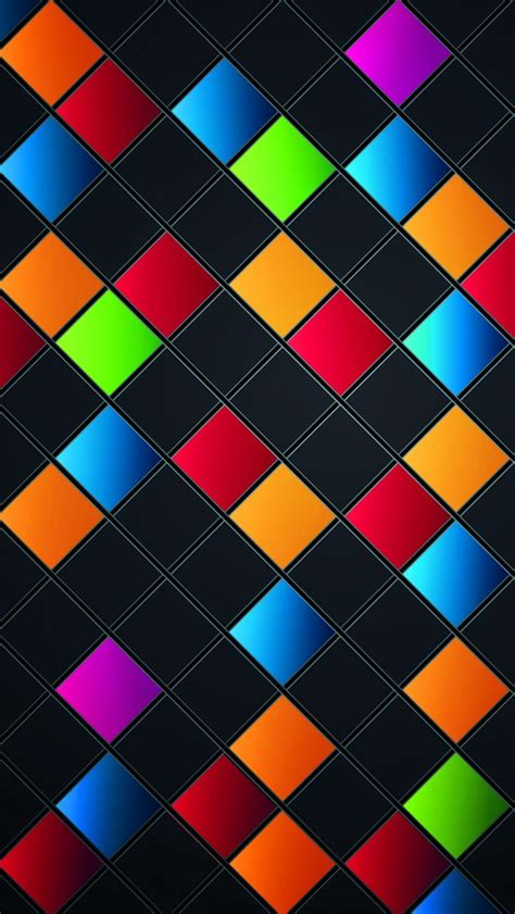 colorful iphone wallpaper colorful abstract mosaics wallpaper free iphone wallpapers