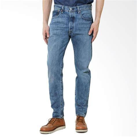 Harga Levi S 501 levis 501 customized tapered selvedge miller daftar