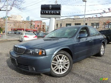 2004 lincoln ls 232 kent st brooklyn ny 2005 lincoln ls v8 in norsea blue metallic photo 6 660904 nysportscars com cars for sale