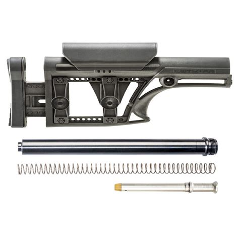 Mba 1 Rifle Buttstock by Luth Ar Mba 1 Rifle Buttstock Buffer Assembly Gorilla
