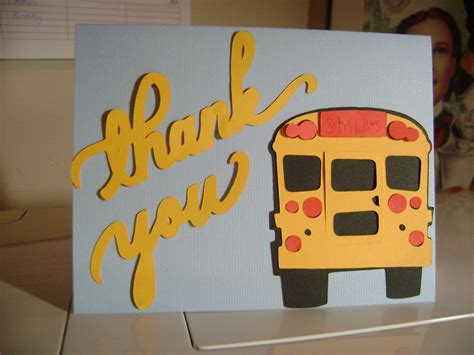 driver thank you card template i always thank the drivers each year for keeping my