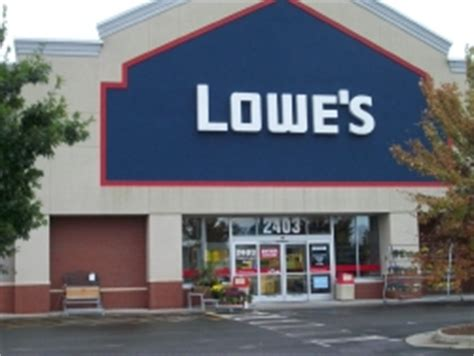 lowe s home improvement virginia va business