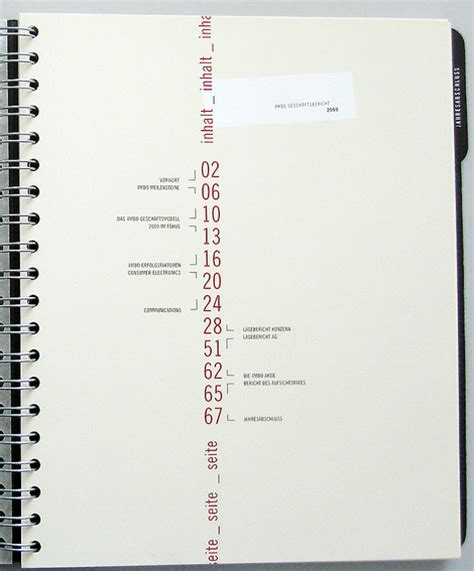 Contents Book Report by Table Of Contents Creative Exles Smashing Magazine