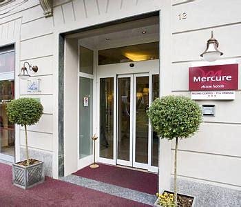 mercure porta venezia hotel mercure centro porta venezia a
