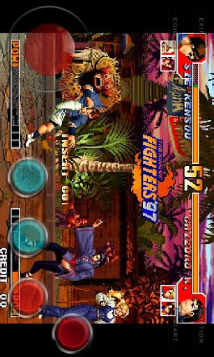 kof 97 apk aplicaciones y juegos para android the king of fighters