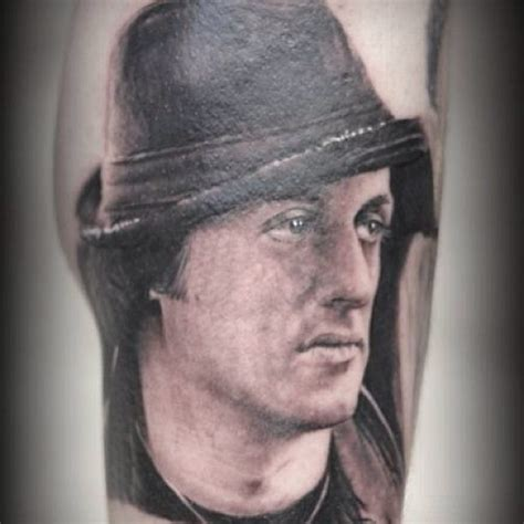 stallone tattoo sly stallone tattoos