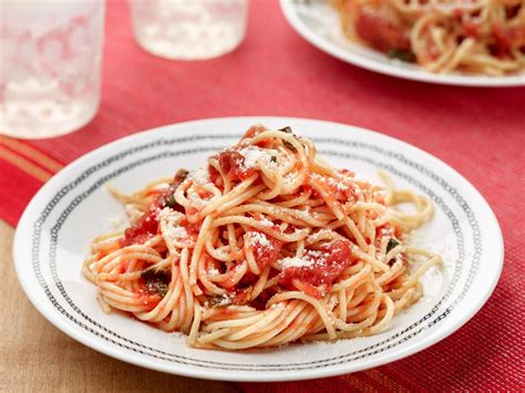 basic pasta sauces to know food network fall weeknight 11 recipes all parents should have in their repertoire