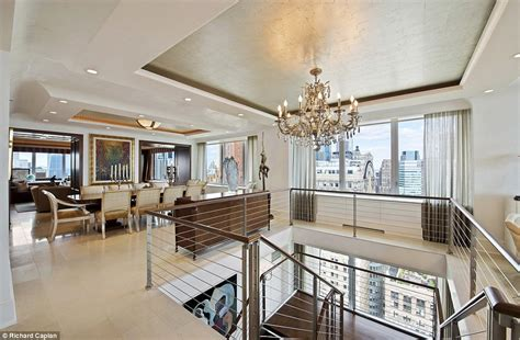 no frills here inside three chic manhattan apartments on three apartments within manhattan s ritz carlton hotel