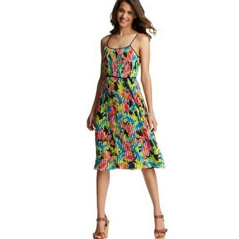 Mm 003 Dress Beautiful 61 loft dresses skirts loft beautiful floral print dress from brandi s