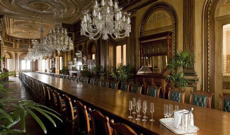 Palace Dining Room by Taj Falaknuma Palace Hyderabad India