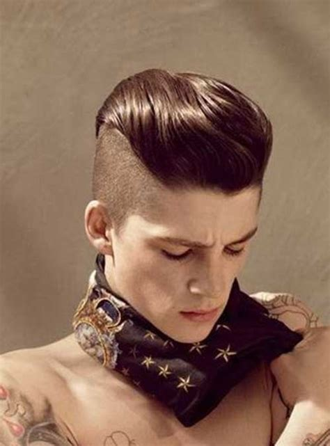 Mohawk Hairstyle by 25 Mohawk Haircut Style For Mens Hairstyles 2018