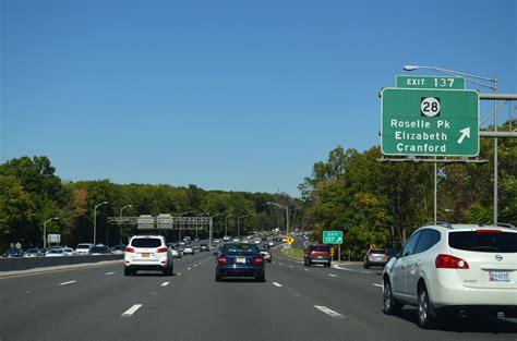 Nj Garden State Parkway by New Jersey Aaroads Garden State Parkway