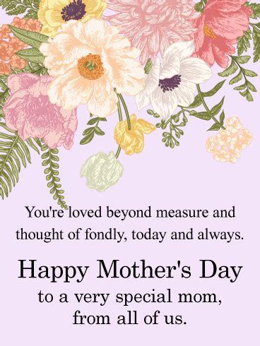 20 heartfelt mother s day cards heartfelt flower happy mother s day card birthday
