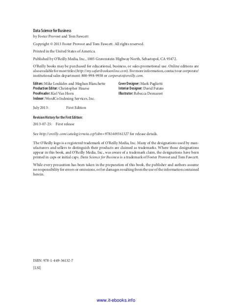 business letters pdf ebook data science for business pdf free ebook textbook
