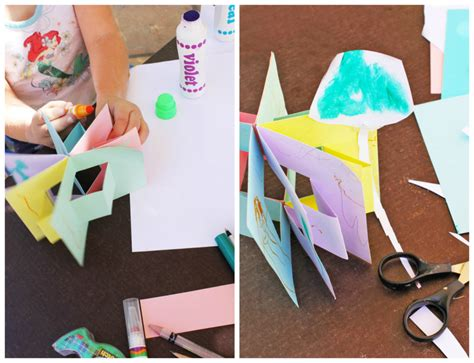 How To Make A Pop Up Book Out Of Paper - book 3d pop up book babble dabble do