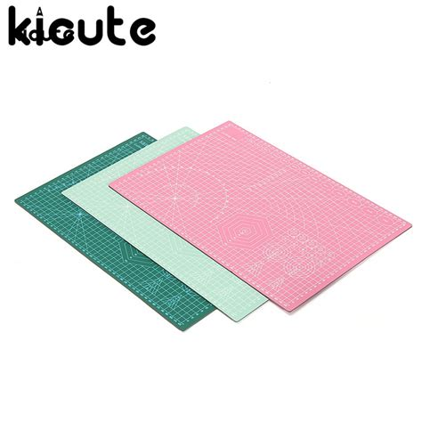 Patchwork Cutting Mat - kicute new pvc cutting mat a3 durable self healing cut pad