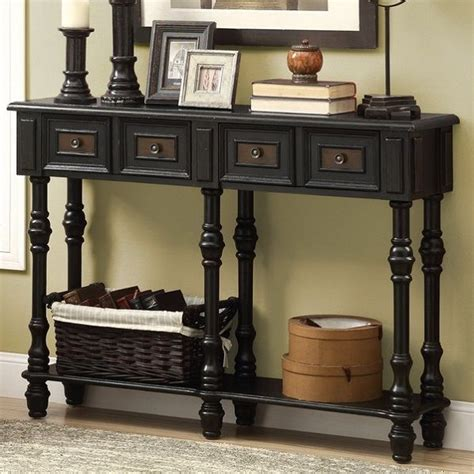 Antique Entryway Table Details About Narrow Antique Entryway Wood Console Table Decor Furniture With Storage Drawers