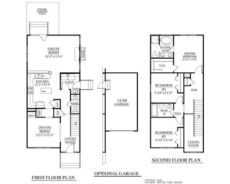 one room deep house plans house plan 1595 the winnsboro floor plan 1595 square