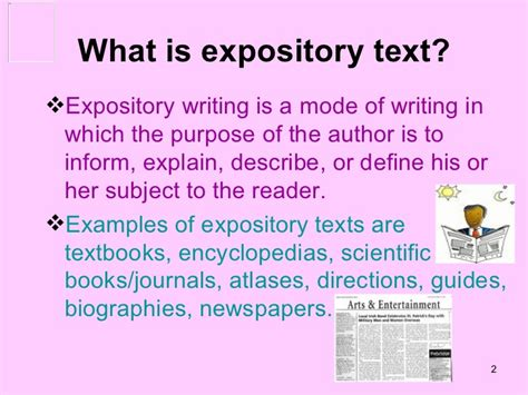sample of expository essay what is expository essay examples