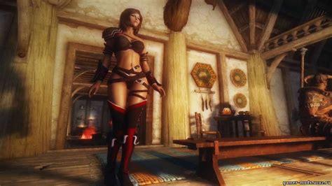 alyn shir armor skyrim одеяние алин шир alyn shir armor броня для тел