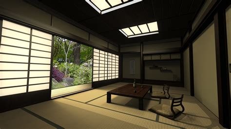 japanese house interior japanese house interior m1gs 3d works