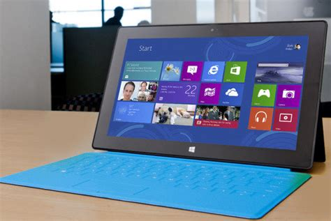 Microsoft Surface Windows Rt review surface rt microsoft s bid for a thing of its own pcworld
