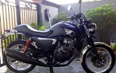 Honda Verza Modifikasi by Foto Modifikasi Honda Verza 150 Paling Keren Dan Sporty